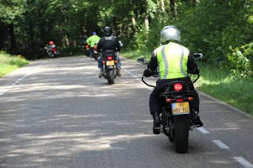 Motorrijbewijspoint Barendrecht motor lesplan